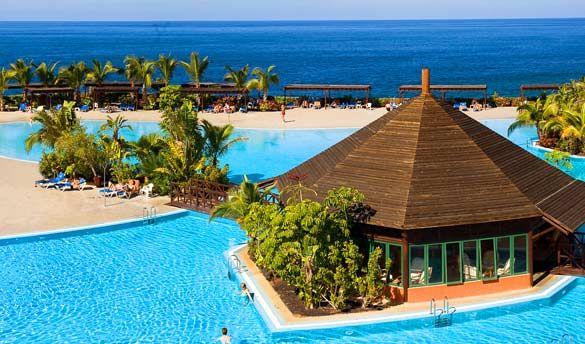 La Palma et Teneguia Princess Hôtel et Spa 4*, promo Voyage pas cher Canaries Lastminute au La Palma Princess & Teneguia Princess prix promo séjour Lastminute à partir 689,00 € TTC 8J/7N.