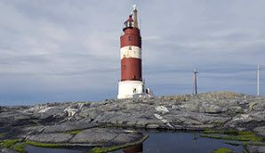 Verbringen Sie eine Nacht im Leuchtturm Haugjegla, Norwegen - Foto: Terje Rakke / Nordic life AS