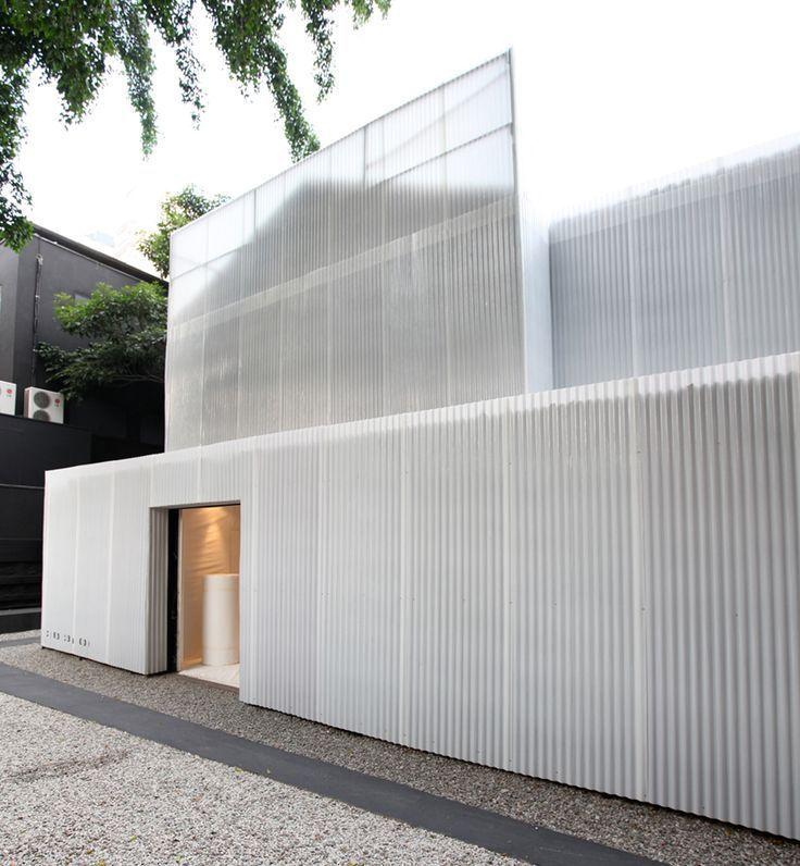 polycarbonate architecture - Recherche Google                                                                                                                                                                                 More