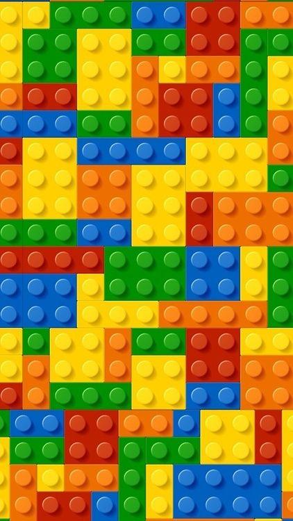 LEGO phone wallpaper