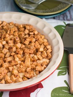 Skinny Apple Cinnamon Cheesecake – Dan330
