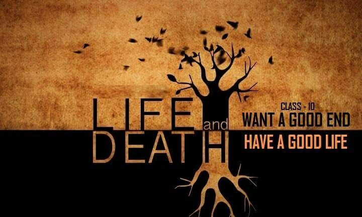 "'Class 8 - WANT A GOOD END , HAVE A GOOD LIFE ' ; ""Benefiting the Dead""  https://m.facebook.com/notes/learn-islam/class-10-want-a-good-end-have-a-good-life/1153039371387558/  #good #end #life #death #learnislam"