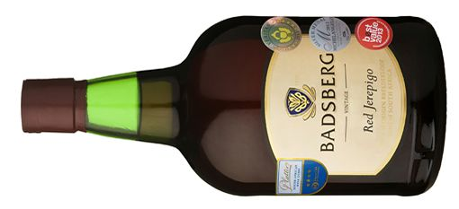 Badsberg Red Jerepigo brings sweet relief for the winter chill