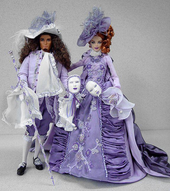 Image result for barbie centerpiece 2006 barbie convention
