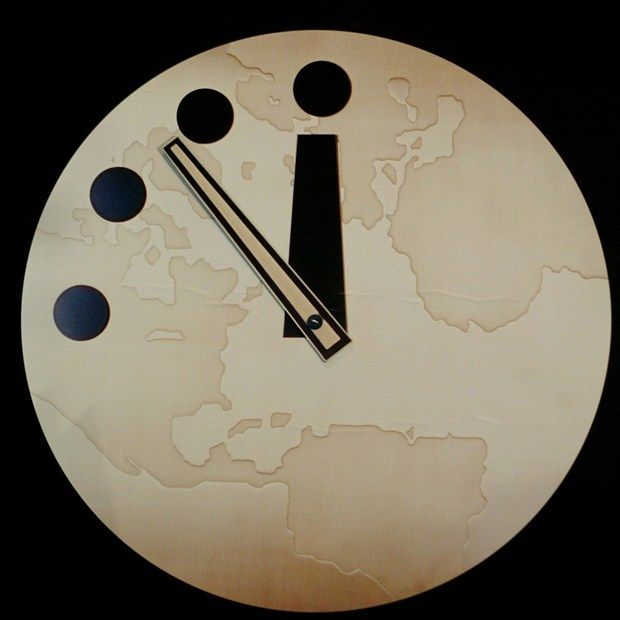 The Doomsday Clock: what is it and why does it matter? (Wired UK)