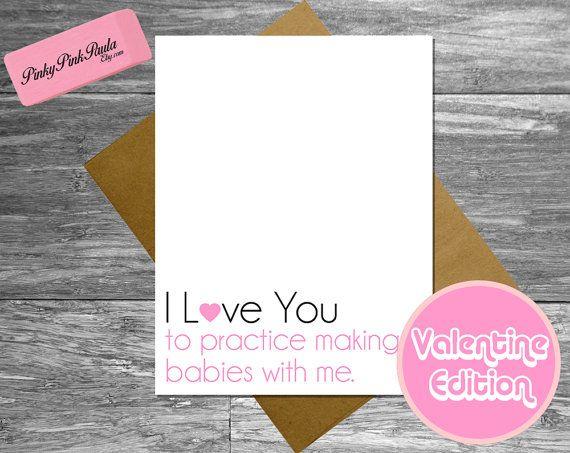 Love Greeting Card. Anniversary Card. Valentine by PinkyPinkPaula