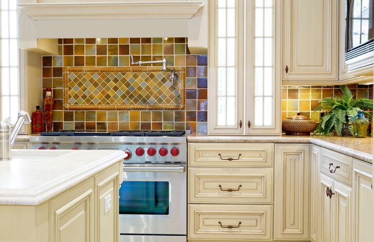 Hampton bay online cabinetry holden bronze barley glaze household kitchens pinterest - Hampton bay cabinet installation ...