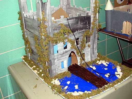 castle in the attic project ideas - 274 best images about Papercraft Castle on Pinterest