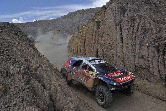 Dakar Rally 2016: Peugeot's Peterhansel Crowned with 12th Dakar Rally Win! - GTspirit