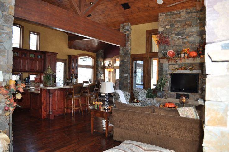 20X40 Cabin Open Floor Plans