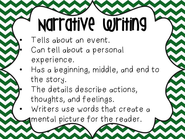 25+ best Teaching Narrative Writing ideas on Pinterest | Narrative ...