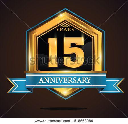 15 anniversary on pinterest anniversary parties 15 years and 15