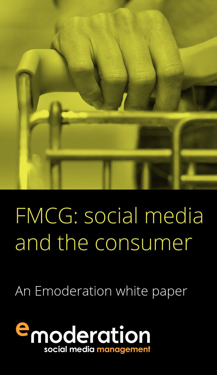 Learn ow fast-moving consumer goods  brands can use #socialmedia to connect and engage with their #customers to drive #sales and increase #brand loyalty. Free download.