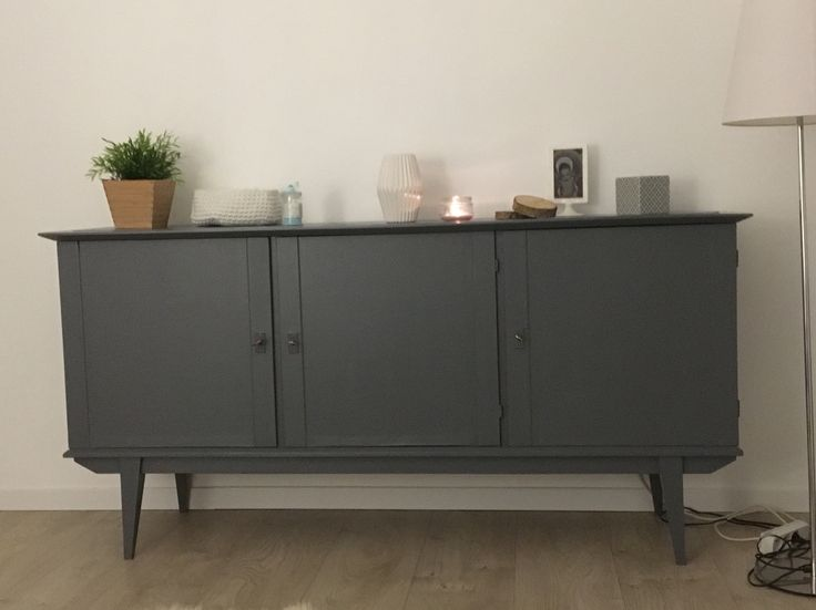25 best ideas about meuble bahut on pinterest bahut for Cirer un meuble peint