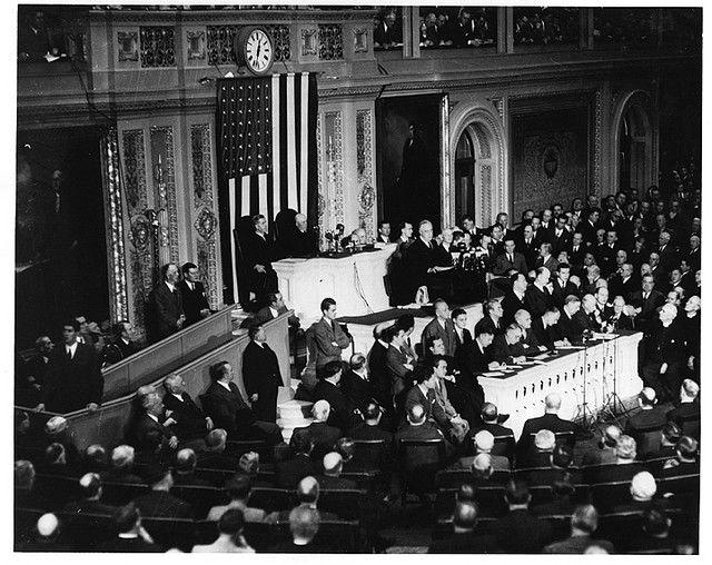 FDR Speech on Day of Infamy |  Dec 7, 1941