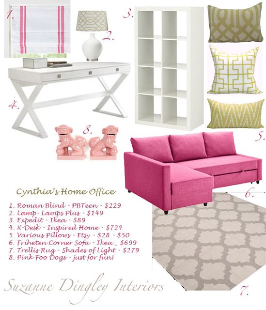 21 Feminine Home Office Designs Decorating Ideas: Best 25+ Feminine Home Offices Ideas On Pinterest