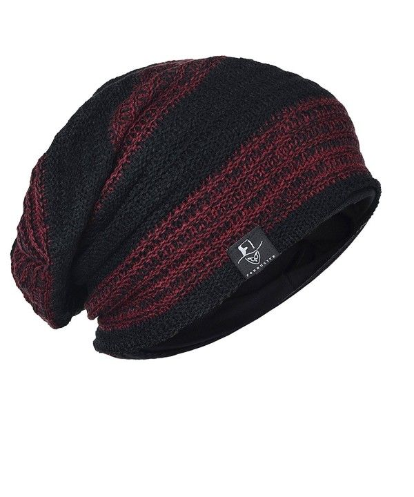 MMLCGG West Indies Cricket Board Flag Adults Soft Slouchy Beanie Hats Daily Long Baggy Skull Cap