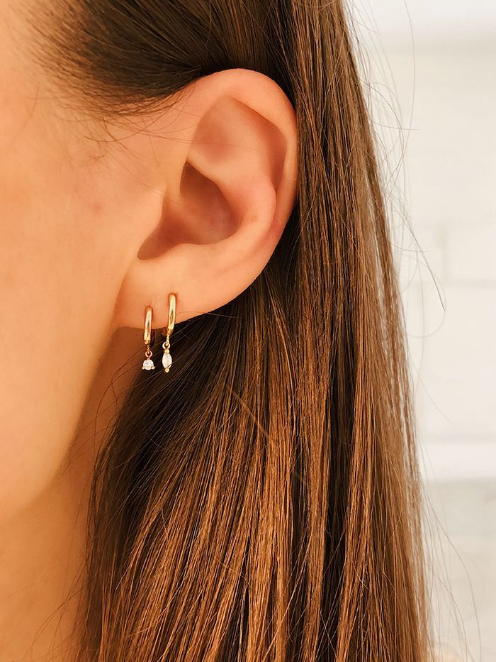 Wondering What Earrings Fashion S Are Loving Now A Private Jeweler Spills The Top Five Earring Trends Of 2018