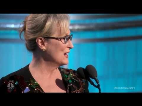 Conor McGregor Throws a Few Jabs at Meryl Streep After Her Golden Globe Speech