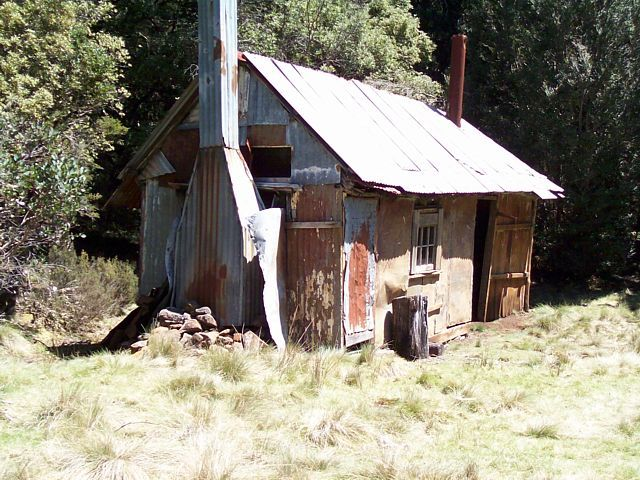 Sunshine Hut, near Cradle Mountain N.P., Tasmania