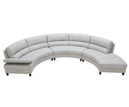 Franchesca Sectional Sofa, 3 Piece (Loveseat, Armless Loveseat And Chaise)    Modern   Sofas   Macyu0027s