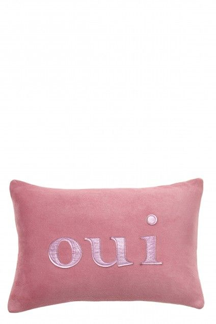 Suede Oui Pillow
