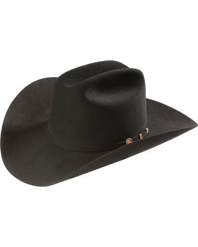 Stetson 100X El Presidente Fur Felt Western Hat | Sheplers