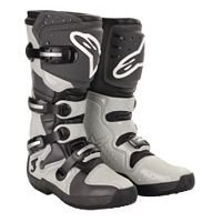 ALPINESTARS TECH 3 BOOTS (10) (GREY)-one of these days, I'm going to learn how to do all of this and use this gear!!