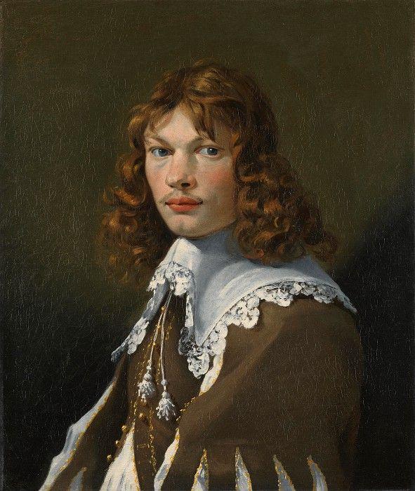 Self-portrait by Karel Dujardin (Dutch artist 1622-1678)
