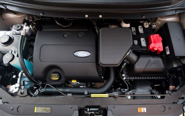 2019 Ford Edge Engine and Efficiency