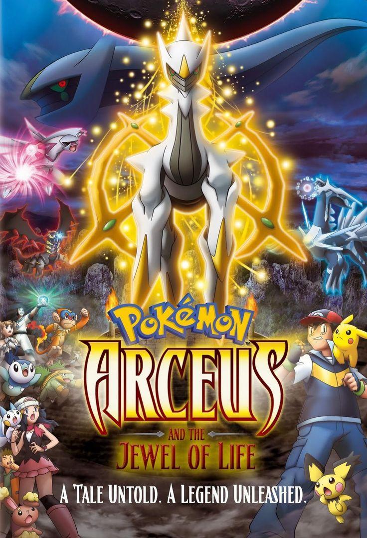 Pokemon the Movie 12: Arceus and the Jewel of Life /// Genres: Adventure, Comedy, Drama, Fantasy, Kids