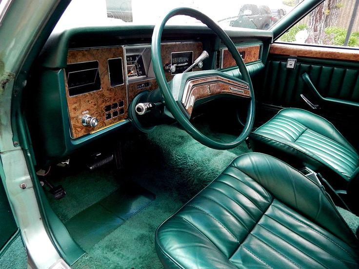 1978 Ford Granada Ghia In Original Quot Medium Jade Quot With