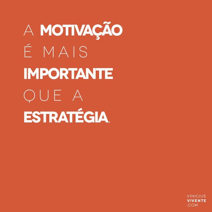 MOTIVAÇÃO | Frases, Vinícius Vivente #pensoque.