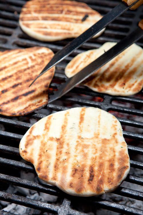 grilled flatbread recipe by mark bittman | bake | Pinterest