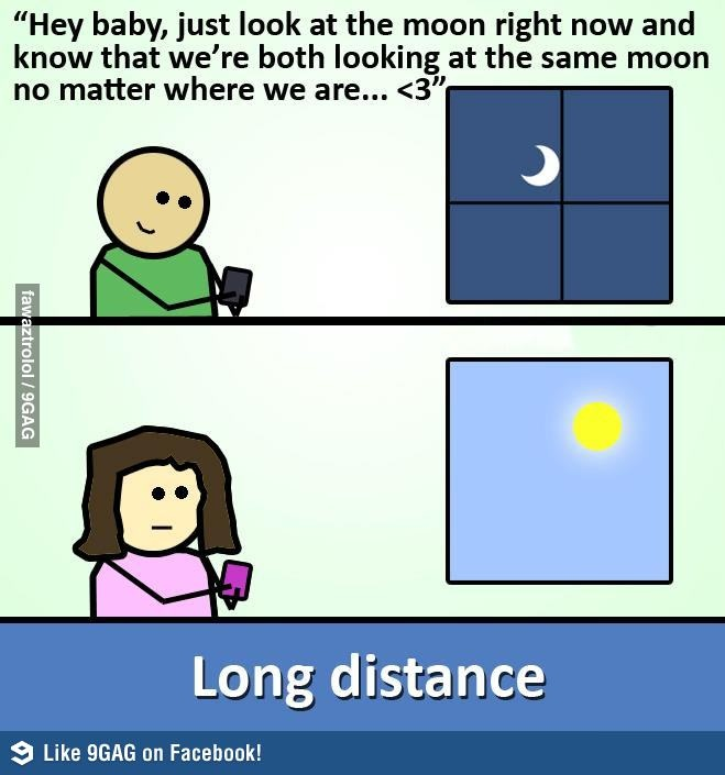 You got Your Long-Distance Relationship Has Long-Lasting Potential