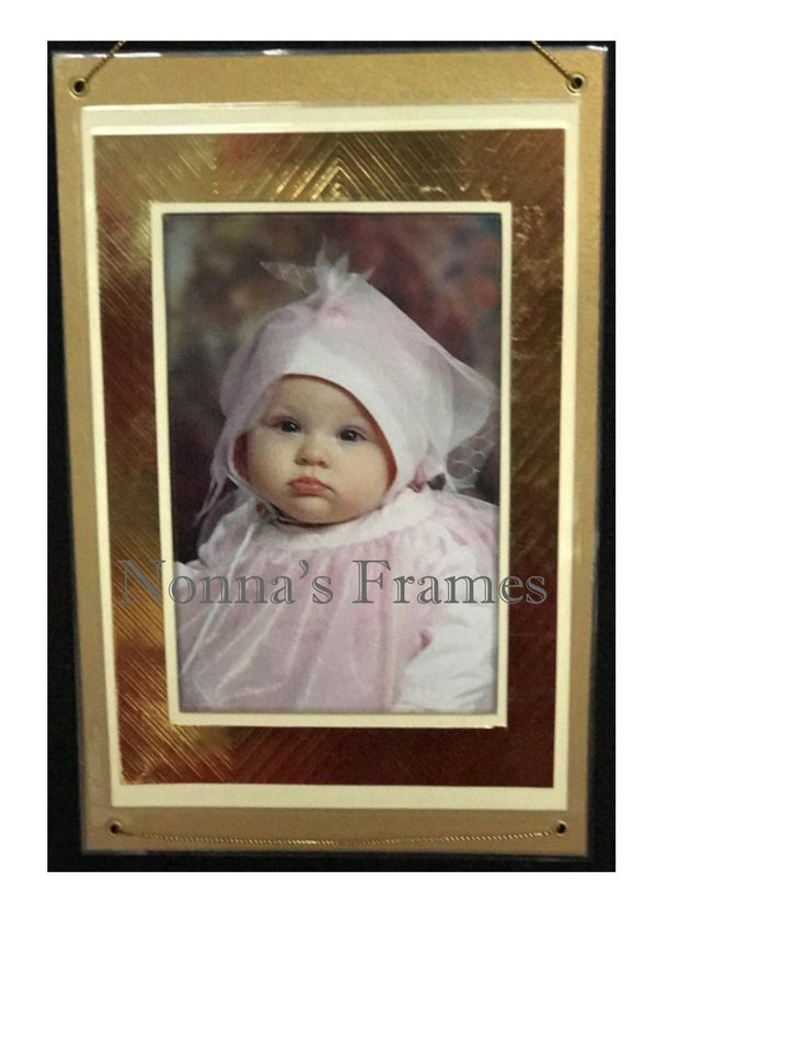 11 best Nonna\'s Frames - 5x7 Handmade Picture Frames images on ...