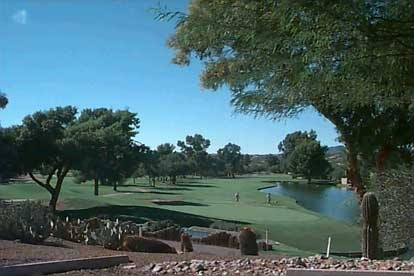 Golf Course Homes For Sale In Oro Valley Az
