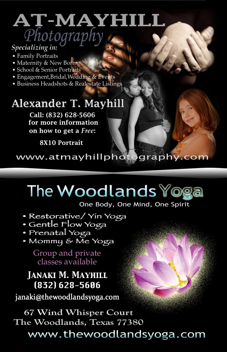 Amazing Photography and Healing Yoga!