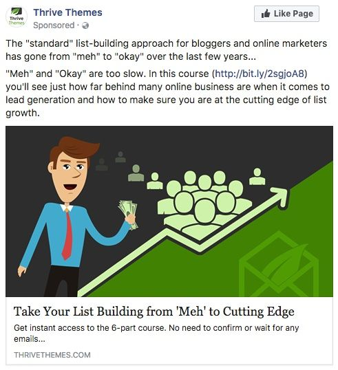 Facebook Ad for Take your List Building from Meh to Cutting Edge.jpg