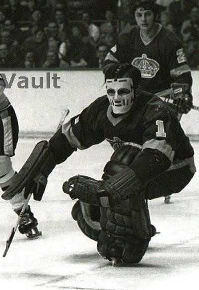 Jack Norris with L.A. Kings.