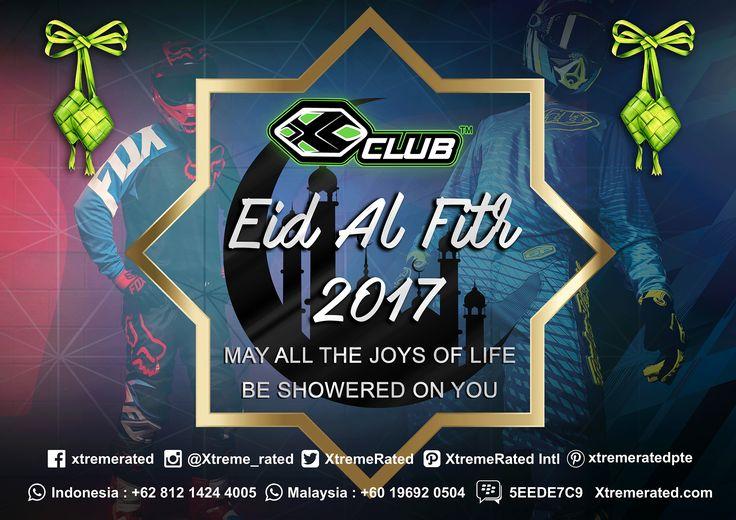Happy Eid Al Fitr 2017 May all the joys of life be showered on you  #xtremerated #xclub #EidAlFitr