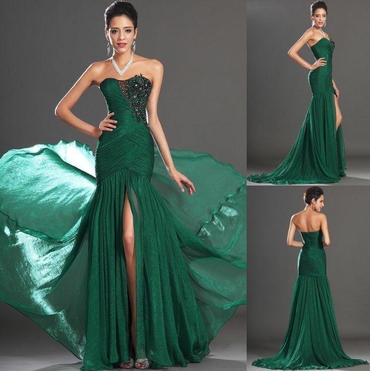 vestidos de noche corte sirena talla xl - Google Search