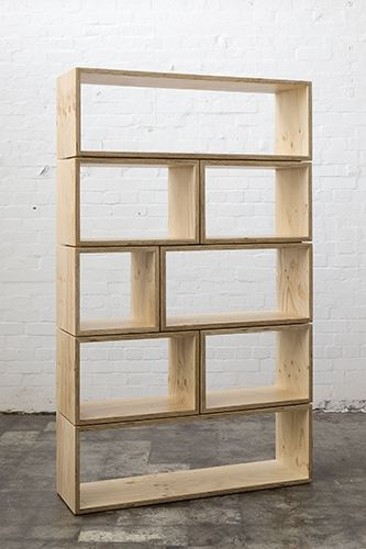 Mark Tuckey - warehouse boxes shelf. standard ply (2)