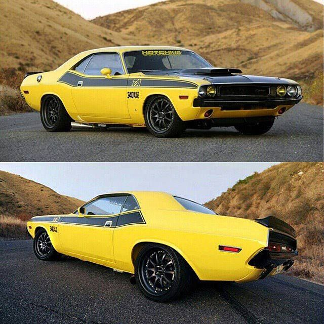 1317 Best Dodge Challenger Images On Pinterest: 7340 Best Images About Cool American Cars On Pinterest