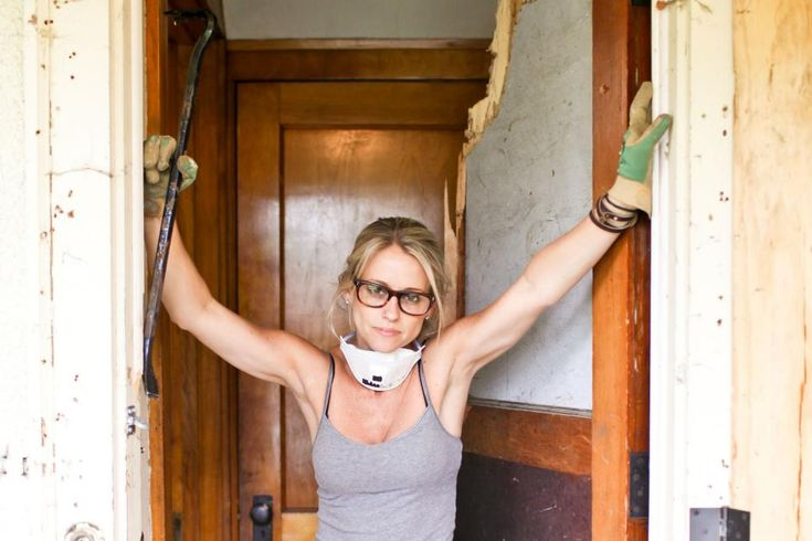 Nicole Curtis gives condemned Houses a 2nd Chance on DIY Network's Rehab Addict