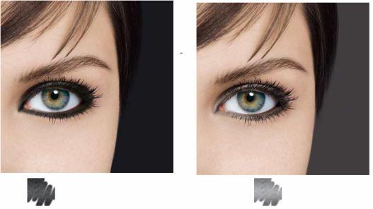 Bourjois Eye Khol Noir Expert 01 - Black , Gris Ingenieux 02 - Gray