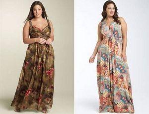 vestidos estampados plus size 8