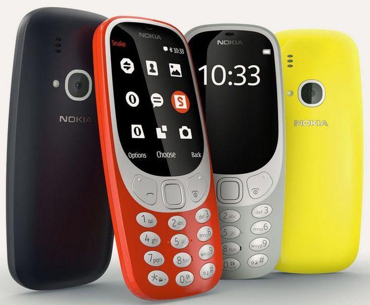 Harga Nokia 3310 Terbaru 2017, Ponsel Jadul Reborn Gaya Modern