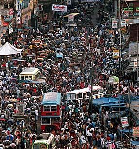 Population 1.22 billion