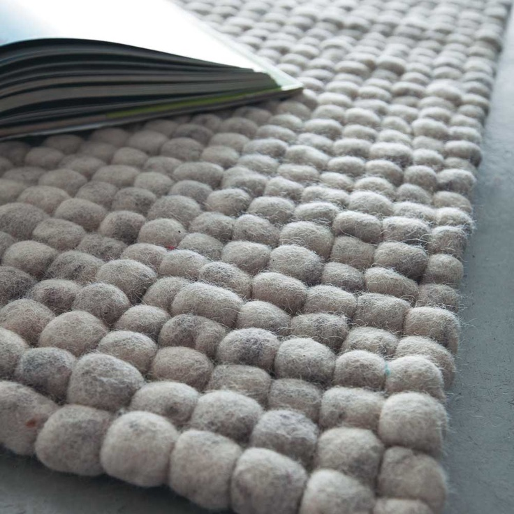 Cheap Wool Carpet With Hay Peas Teppich